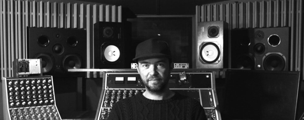 Jim Spencer - Music producer and mixer based in Manchester UK